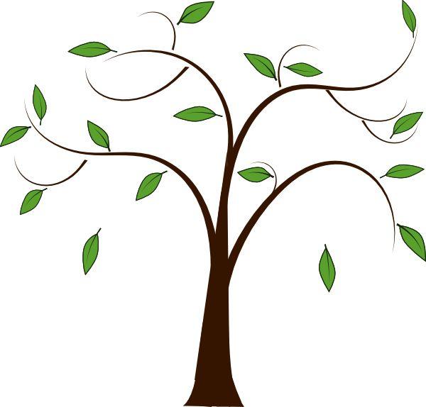 Free Clip Art Tree - .-Free Clip Art Tree - .-8