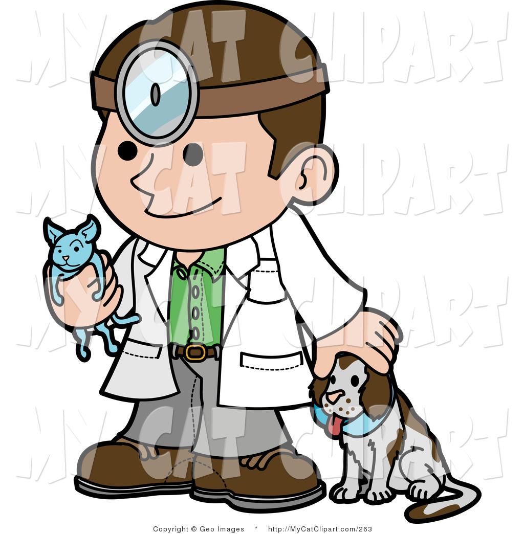 Free clip art veterinarian