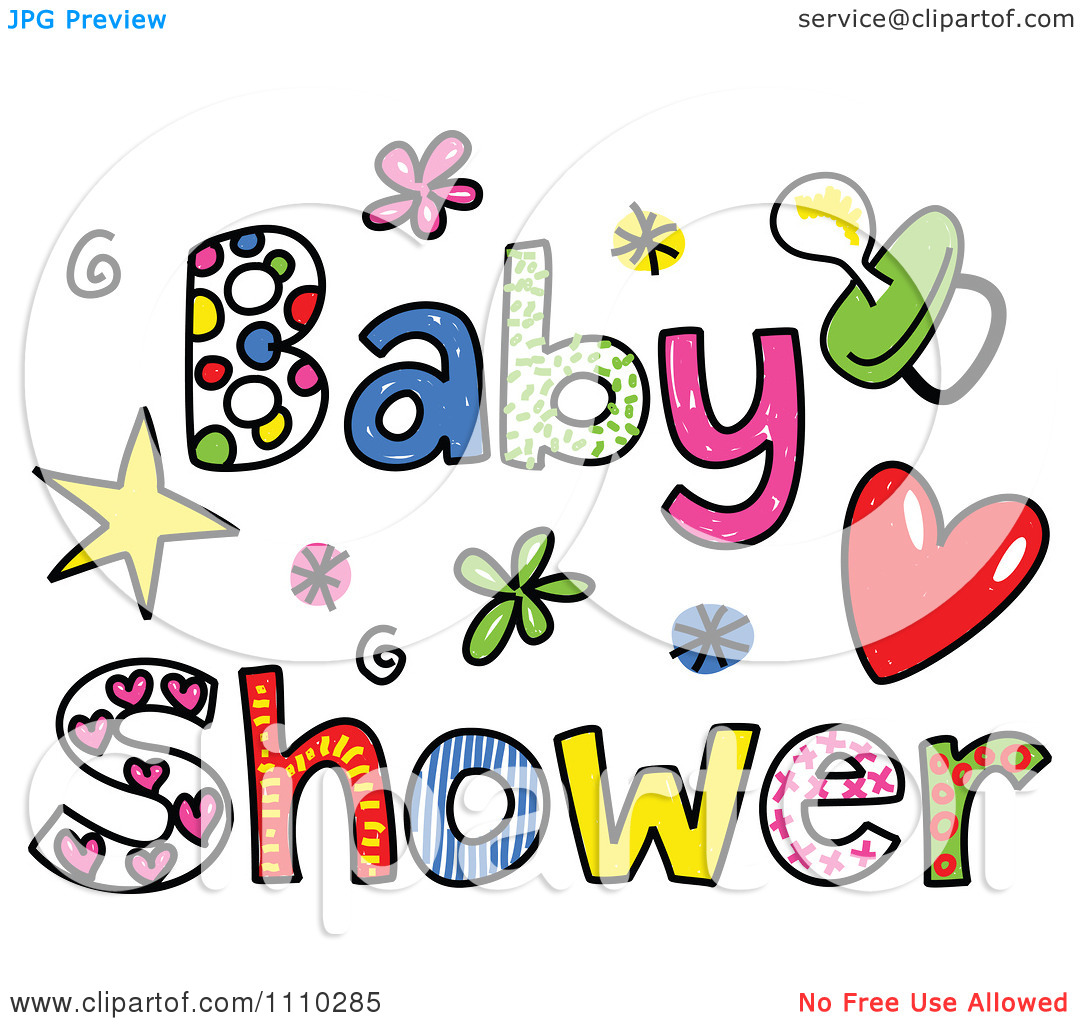 Free Clipart Baby Shower Look At Clip Art Images Clipartlook