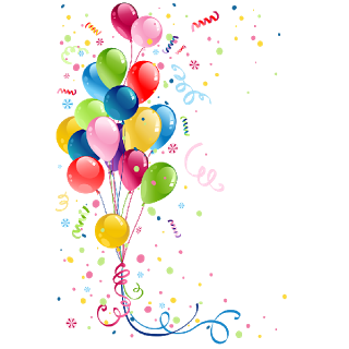 Free Clipart Balloons Party.  - Free Clipart Balloons