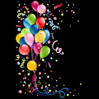 Free Clipart Balloons Party. Party Ballo-Free Clipart Balloons Party. Party Balloons-15