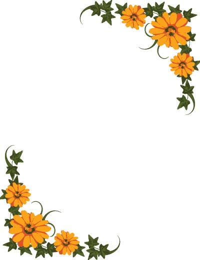 Free Clipart Borders Envelope Size