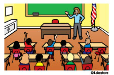 free clipart classroom .