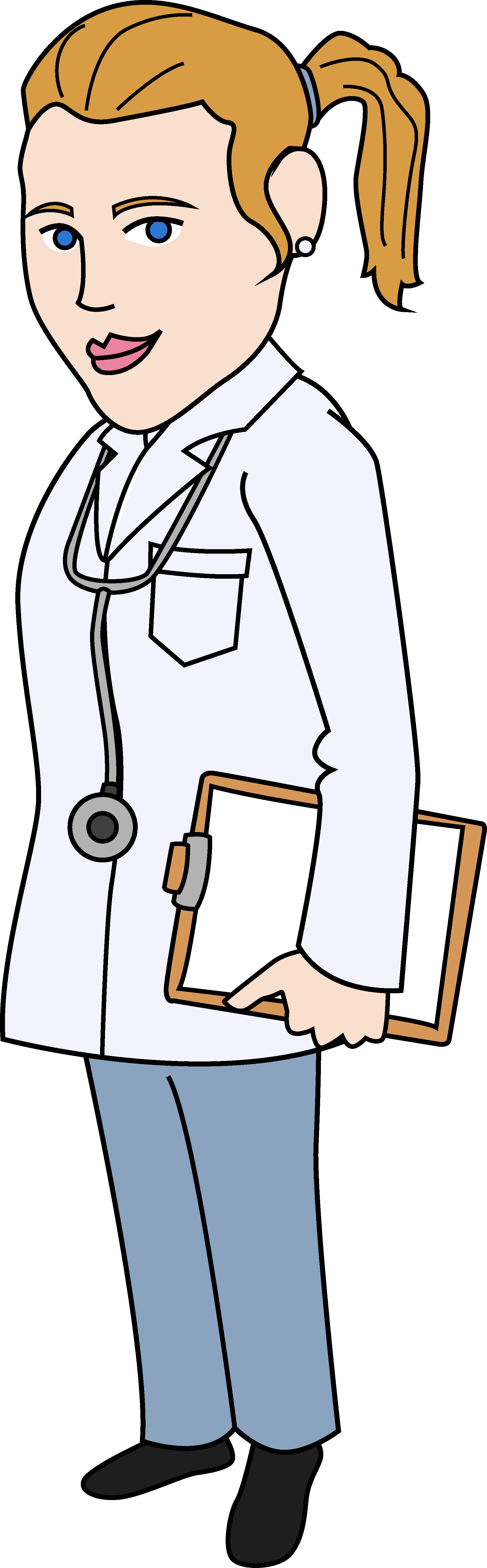 Free Clipart Doctor