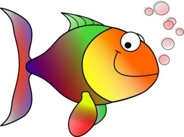 ... Free Clipart Fish - clipartall ...