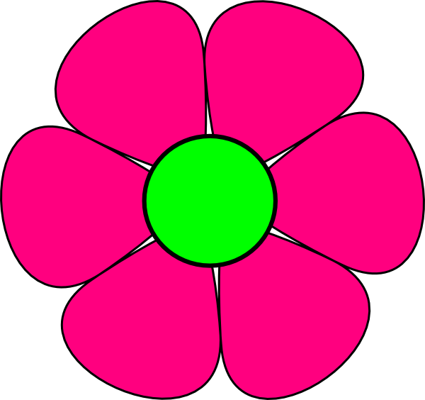 free clipart flowers - Clip Art Free Flowers