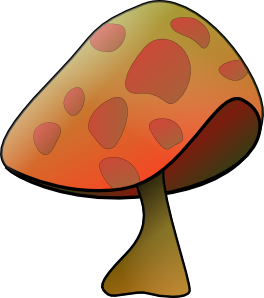 ... Free Clipart Fungi - ClipartFox ...-... Free clipart fungi - ClipartFox ...-3