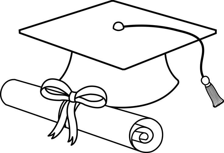 Free Clipart Graduation Cap .