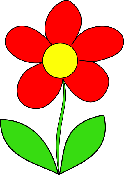 Free Clipart Image Of Flowers Flower Clip Art Pictures