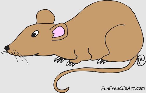Free clipart images rat - ClipartFest