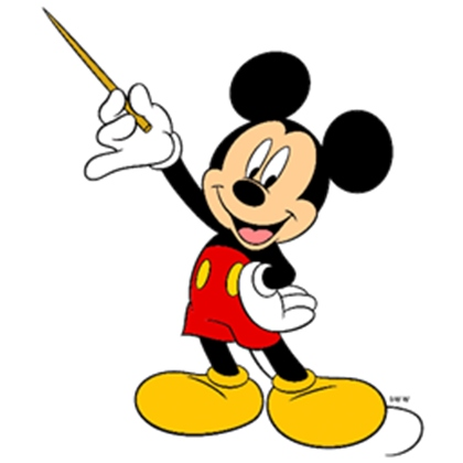 Free Clipart Mickey Mouse - Imagui-Free clipart Mickey Mouse - Imagui-16