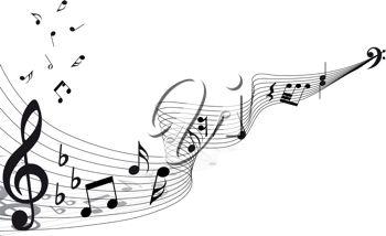 Free Clipart Music Notes-free clipart music notes-6