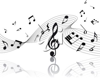 Free Clipart Music Notes-free clipart music notes-16
