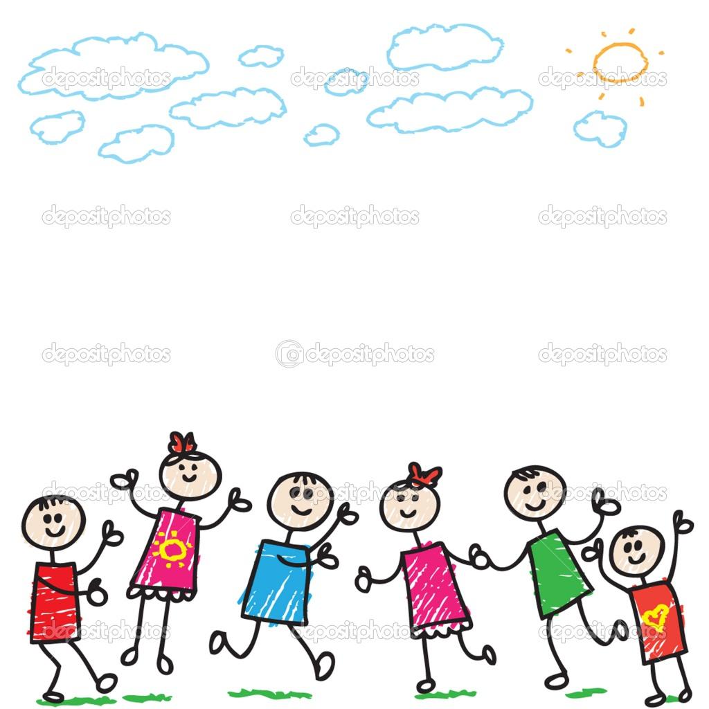 Free Clipart Of Children .-free clipart of children .-10