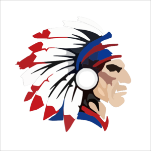 ... Free clipart of indian head vector ...