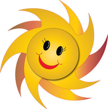 Free Clipart Picture of a Happy Star-Free Clipart Picture of a Happy Star-13