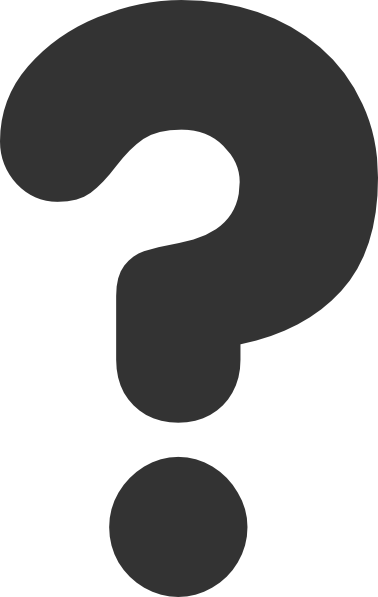 Free Clipart Question Mark