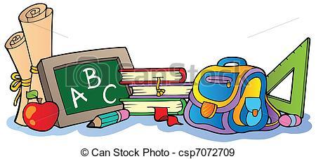 free clipart school supplies