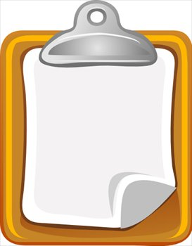 Free Clipboard Clipart Free Clipart Graphics Images And Photos