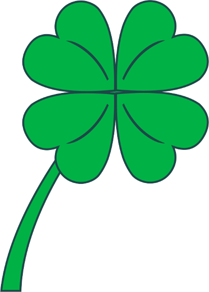Free Clover Clipart