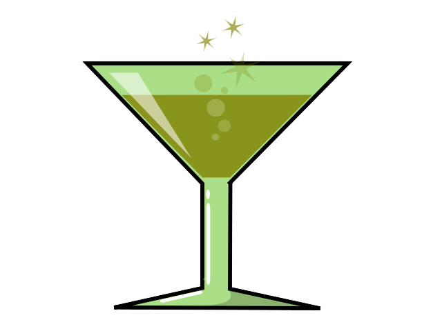 Free Cocktail Clip Art u0026middot; cocktail5
