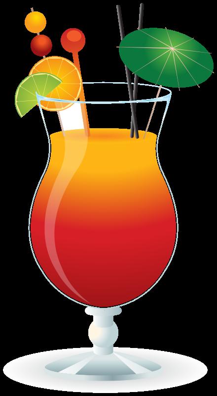 Free Cocktail Clip Art u0026m - Cocktails Clipart