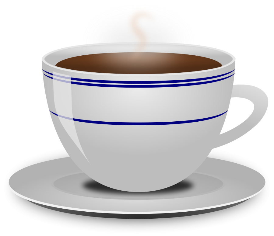 Free coffee cup clipart image 4