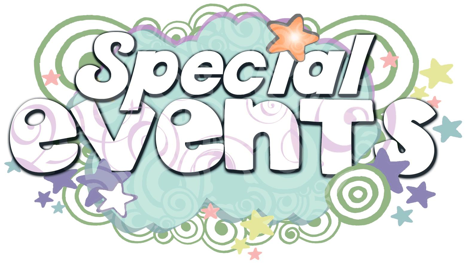 Free Community Events Clipart
