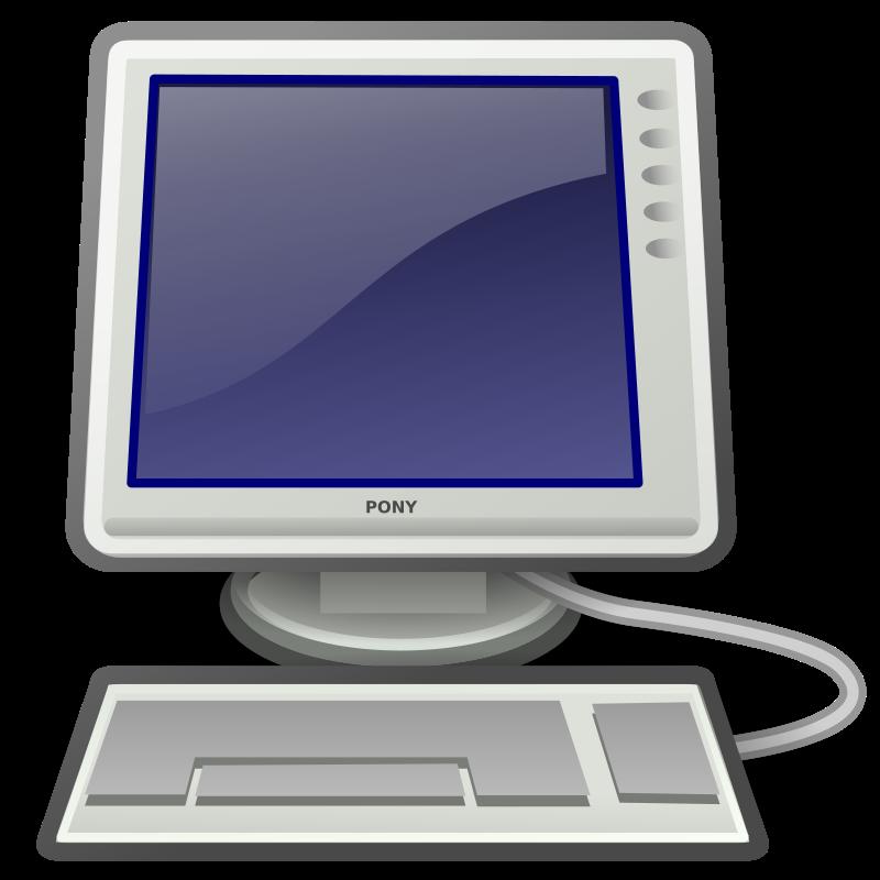 Free Computer Clip Art - .