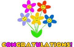 Free congratulations clipart free clip art image image