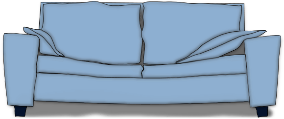 Free Couch Clipart-Free Couch Clipart-8