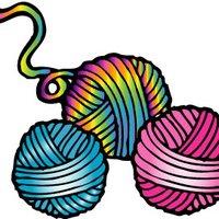 Free crochet clip art