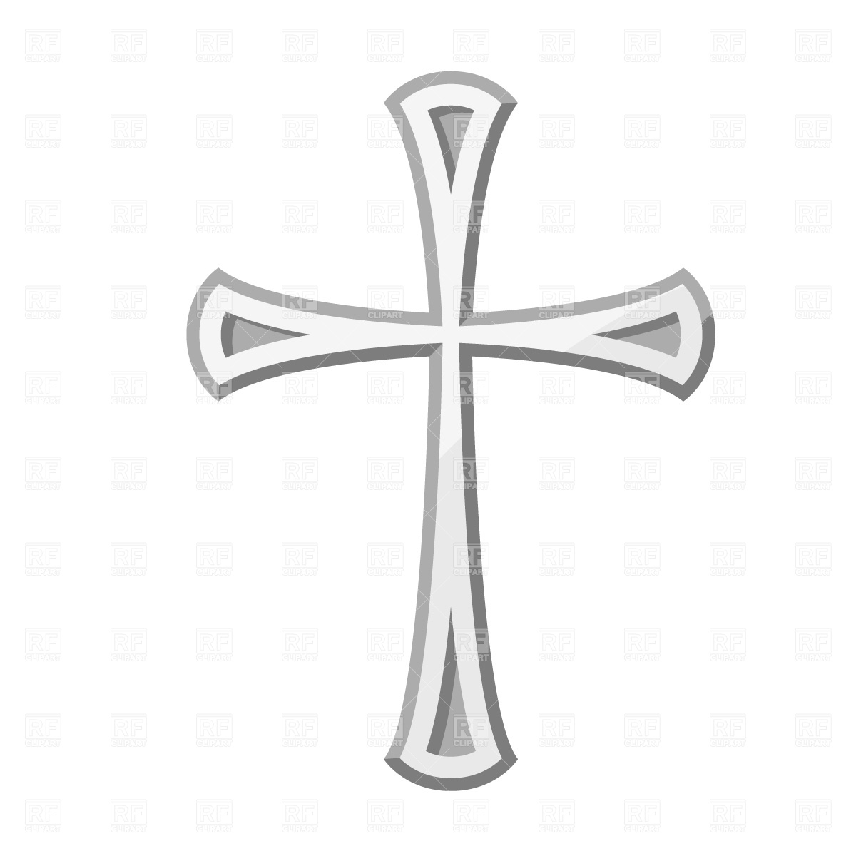 free cross clipart graphics