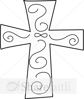free cross images clip art