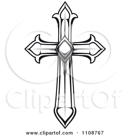 Free Cross Images Clip Art - .
