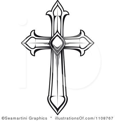 Free Cross Images Clip Art .-free cross images clip art .-4