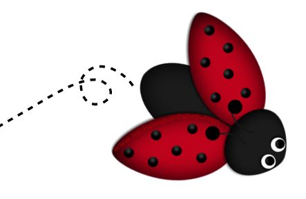 Free Cute Clip Art | Ladybug .-Free Cute Clip Art | Ladybug .-9