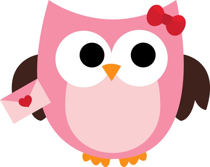 Free Cute Clip Art of Clip art cute owl clipart 2 image for your personal projects, presentations or web designs.