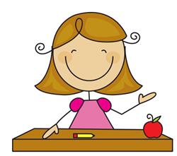 free cute clipart for teachers