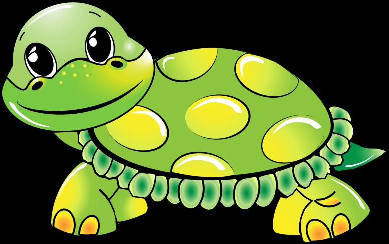 Free Cute Green Turtle Clip Art u0026mid-Free Cute Green Turtle Clip Art u0026middot; turtle19-14