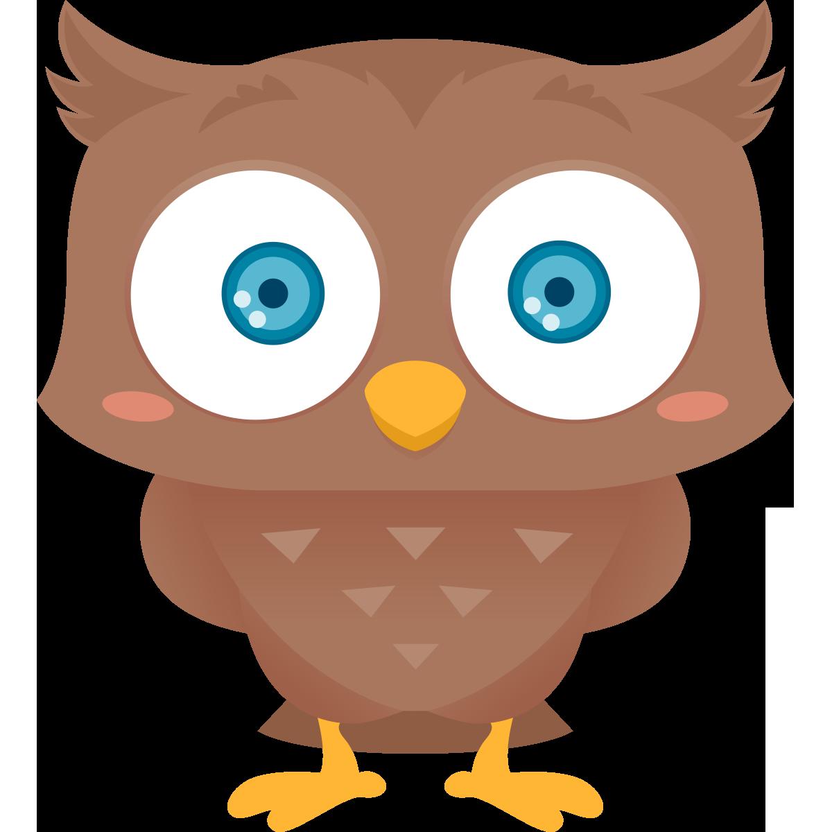Free Cute Owl Clip Art
