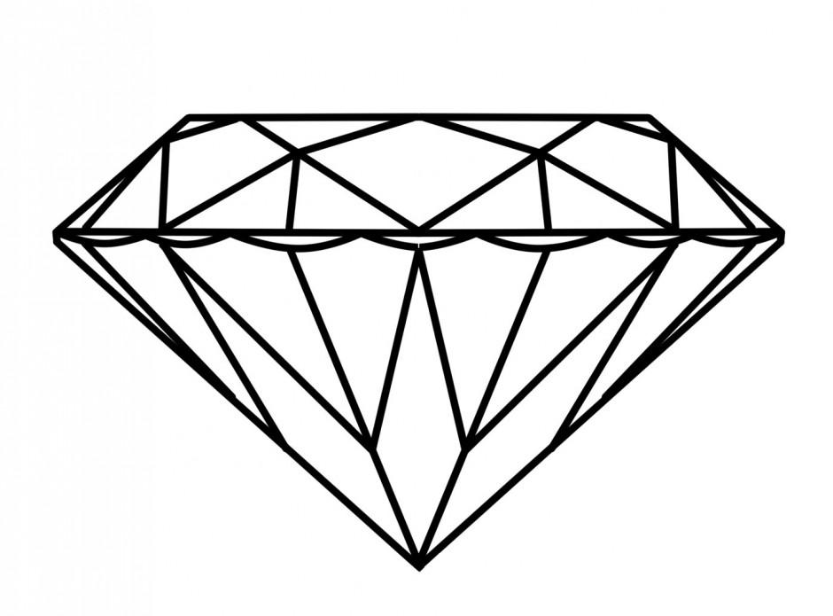 Free Diamond Clip Art .-Free diamond clip art .-14