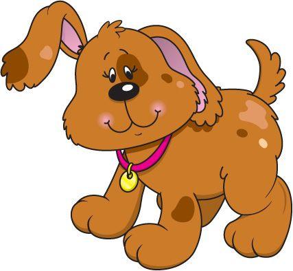 Free Dog Clip Art | ... /Carson Dellosa -Free Dog Clip Art | ... /Carson Dellosa Letters and Numbers/Images-10