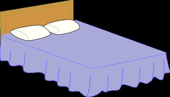 Free Double Bed Clip Art-Free Double Bed Clip Art-11