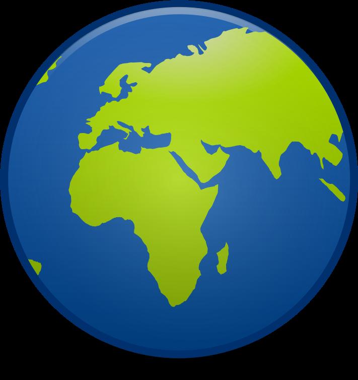 Free Earth Icon Clip Art