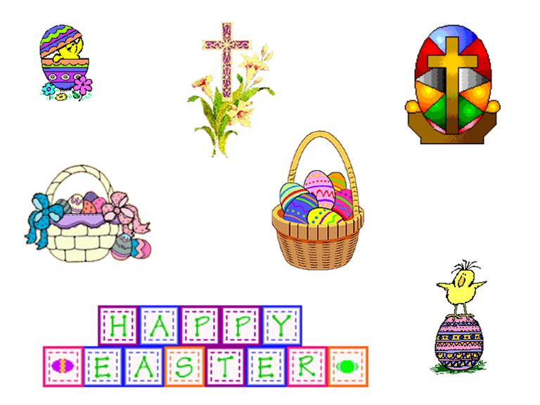 Free Easter Clip Art at Hellas Multimedia