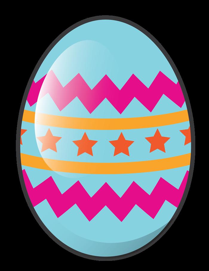 Free Easter Egg Clip Art - Easter Eggs Clip Art