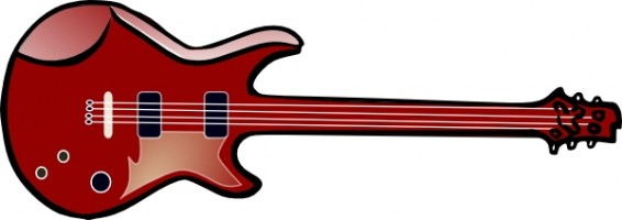 Free electric guitar clip art free vecto-Free electric guitar clip art free vector for free download about 3-13