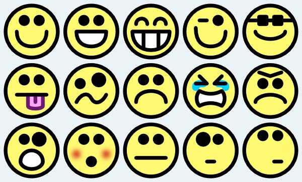 Free Emoticons Clipart-Free Emoticons Clipart-4