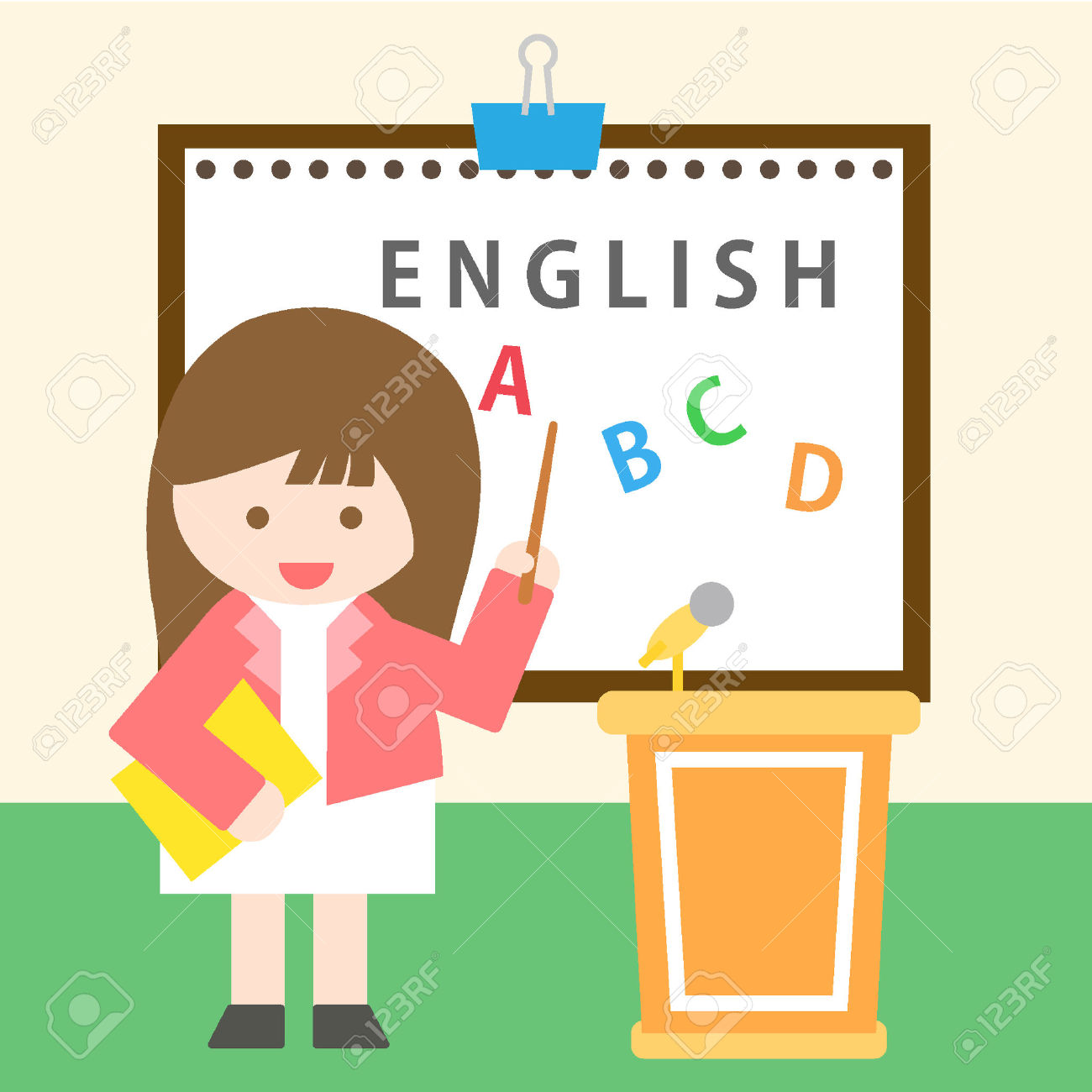 Free English Class Clipart-Free English Class Clipart-3